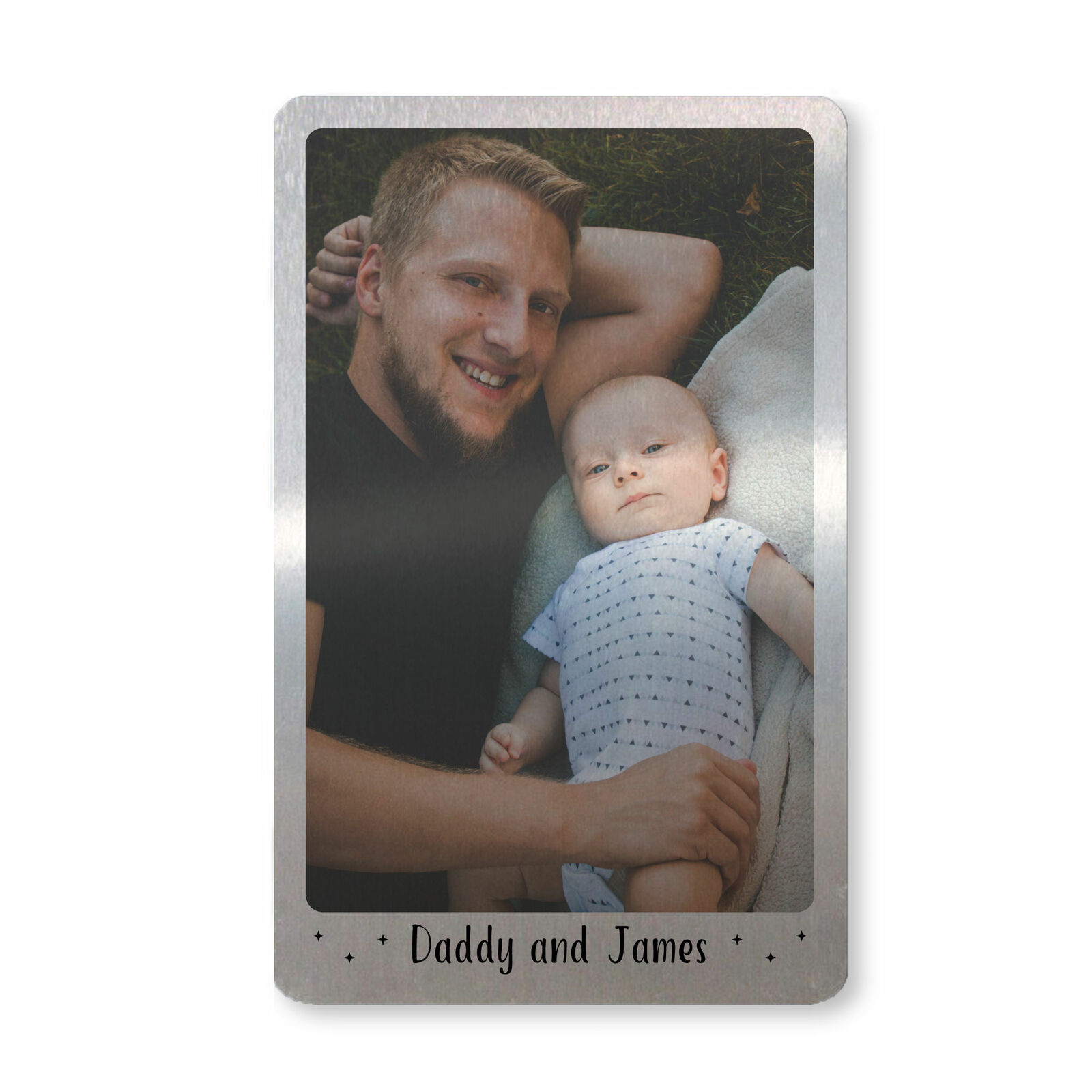 Fathers Day Birthday Valentines Gift For Husband Boyfriend Personalised Insert