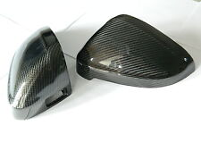 AUDI A4 B9 A5 F5 S5 RS5 Carbon Spiegel Cover Spiegelkappen Mirror Replacements