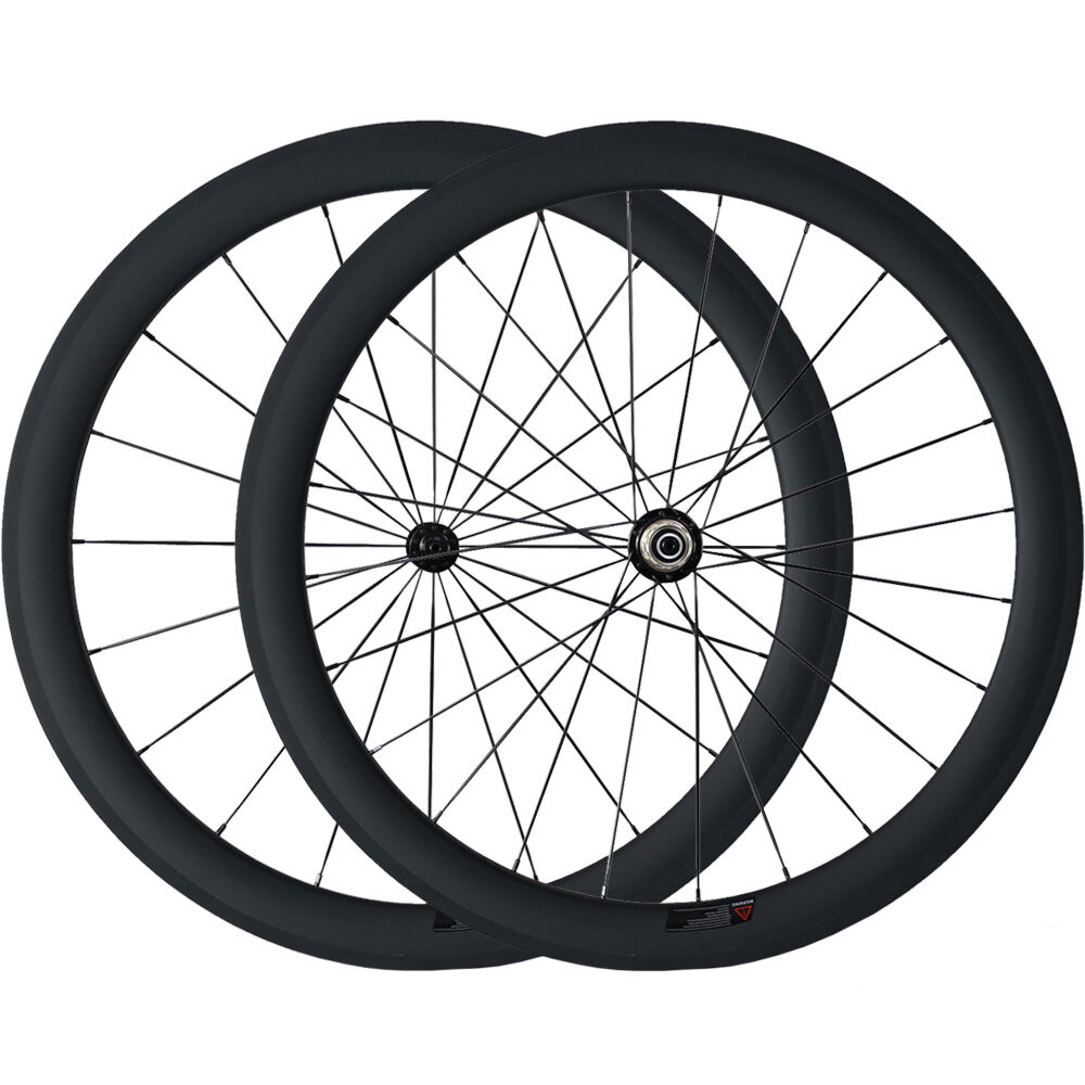 Only 1410g Light Carbon Wheelset 50mm Carbon Clincher Road  Bike Bicycle 700C  outlet on sale