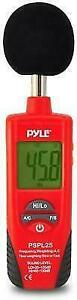 New - DIGITAL HANDHELD SOUND LEVEL METER - IDEAL FOR MUSICIANS AND SOUND ENGINEERS London Ontario Preview