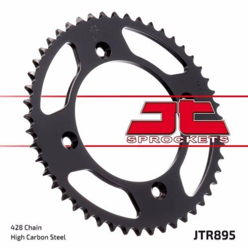 KTM 85SX 17//14 WHEELS NEW SPROCKET 14//46 /& CHAIN SET//KIT 2004-2015 BLK