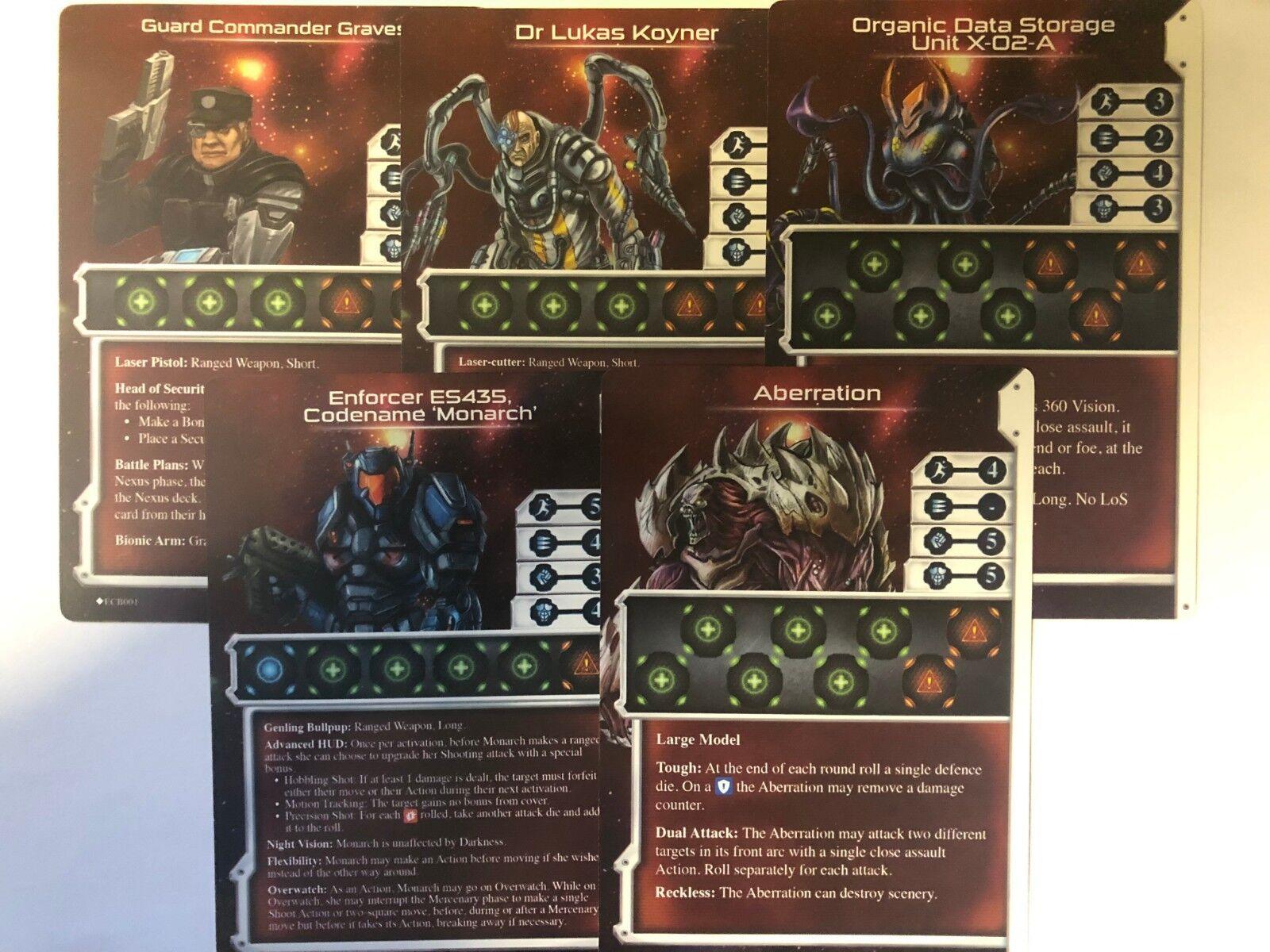 Star Saga  Bossages Cartes - - - Mantic - Maintenant 38840a