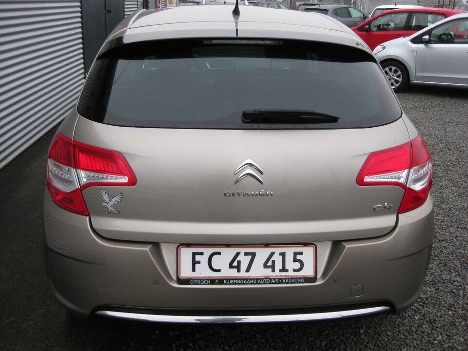 Citroën C4 1,6 e-HDi 112 Seduction E6G Diesel aut.