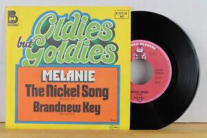"""7"""" - MELANIE - The Nickel Song - Brandnew Key - Near Mint! - Oldies but Goldies - Bielefeld, Deutschland - 7"""" - MELANIE - The Nickel Song - Brandnew Key - Near Mint! - Oldies but Goldies - Bielefeld, Deutschland"""