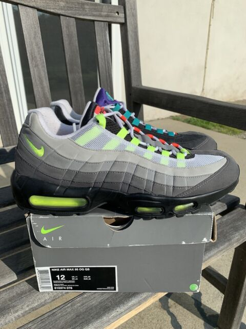 Size 12 - Nike Air Max 95 greedy 2015 for sale online | eBay