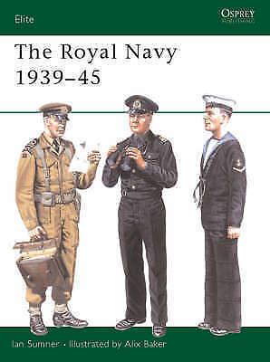 1 of 1 - The Royal Navy 1939-45 (Elite)