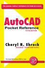 AutoCAD Pocket Reference by Cheryl R. Shrock (Paperback, 2011)