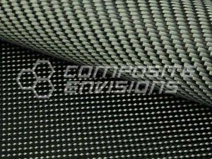 "Carbon Fiber Fabric 3x1 Twill 3k 203.43gsm//6oz 50/"" Commercial Grade"
