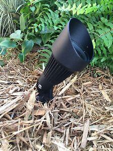 Outdoor 12v landscape lighting phoenix bk cast aluminum spot light image is loading outdoor 12v landscape lighting phoenix bk cast aluminum mozeypictures Image collections