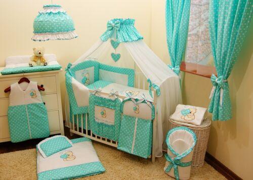 3 Tlg Bettwäsche Nestchen Babybettwäsche Bettset Kissenbezüge Bettgarnitur