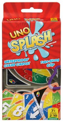 Juego De Cartas Splash De Uno