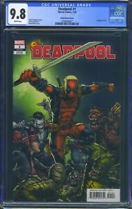 Deadpool-1-Marvel-CGC-9-8-White-Pages-Kelly-Thompson-story-Finch-Variant