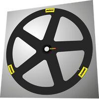 Mavic Io Carbon Wheel 700c Replacement Decal Set For 1 Wheel