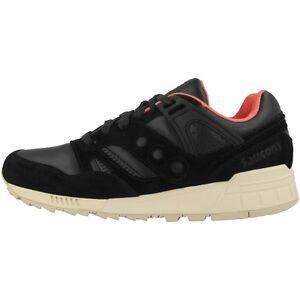 SAUCONY GRID SD Scarpe Da Uomo Tempo Libero Sneaker BLACK s702633 Jazz Kinvara