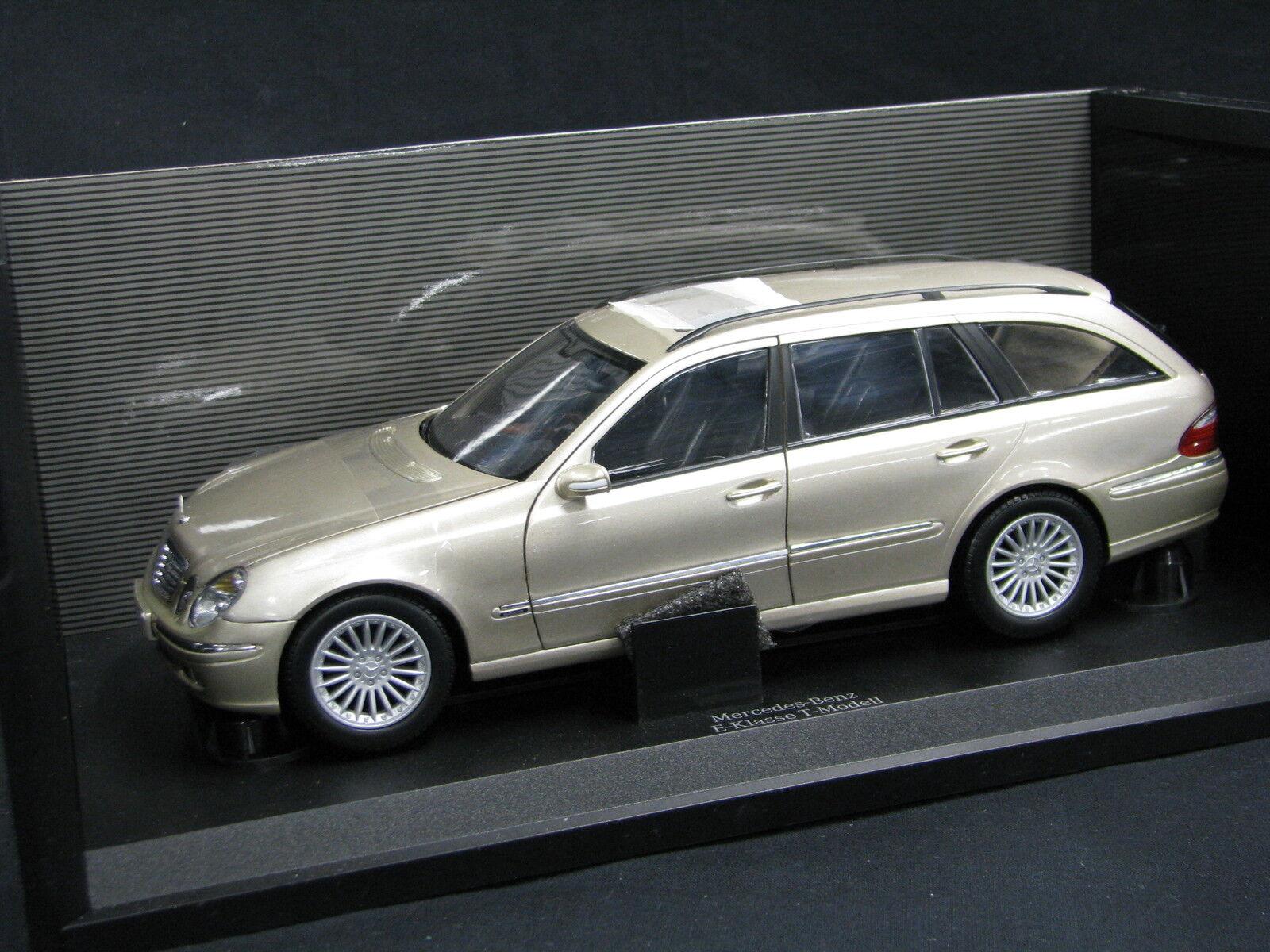 Kyosho Mercedes-Benz E-Class (E-Klasse) T-Modell S211 1 18 Tragreenin Beige (JS)