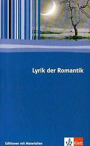 Lyrik-der-Romantik-von-Kopfermann-Thomas-Buch-Zustand-gut