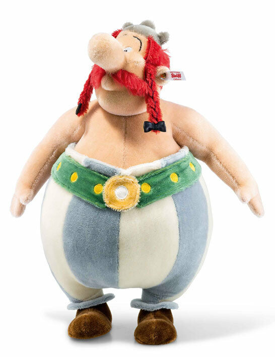 Steiff Obelix Obelix Obelix 46 cm. EAN 674457 b7f1c2