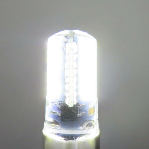 USA Shipping 10x G8 LED Bulb Dimmable 110V 120V 2.6W Transparent Landscape Lamp