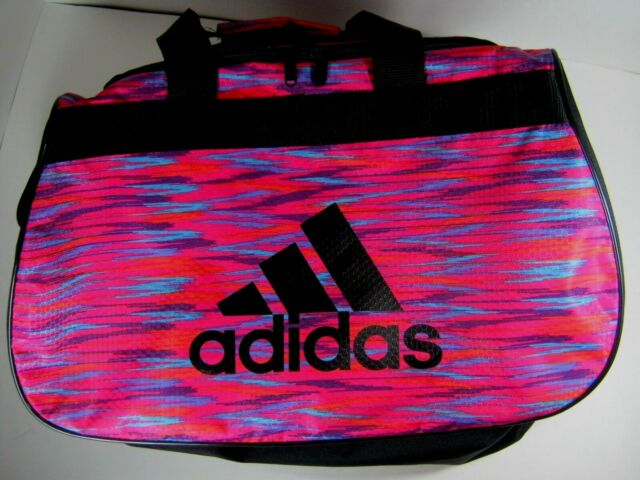adidas Diablo Small Duffel Sports Gym Bag School Workout Soccer Bold ... d5d2e0f905d81