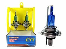 H4/ HID Xenon CYT GAS Headlight Bulb SET OF TWO For ALL BIKE / CAR/ SCOOTY