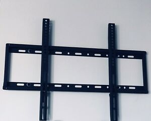 Image Is Loading Ais Large Tv Mount Fixed Low Profile