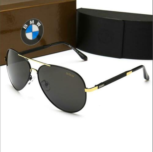 2019 BMW Brand Men/'s Sunglasses Polarized Classic UV400 Men Glasses Brand box