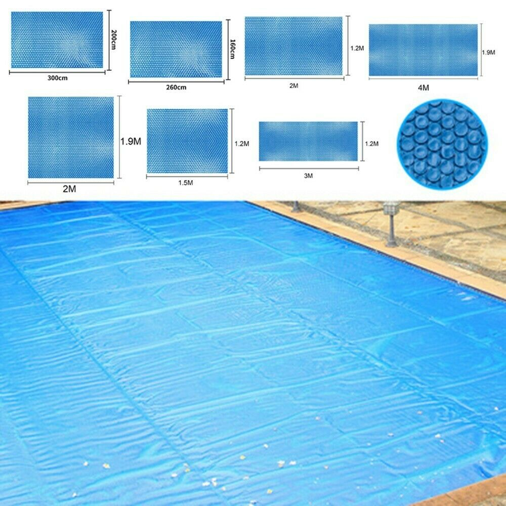 1 Pc Swimming Pool Sheet Cover For Rectangle Outdoor Garden Practical Durable