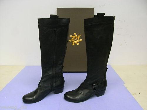 orthopädisch Feet NEU Leder 40,5 Gr.7 schwarz Schnürschuh
