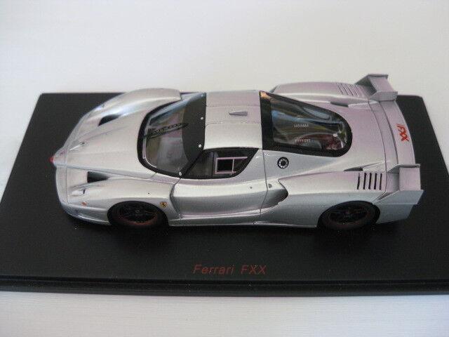 rouge LINE rl118 Ferrari FXX Argent L.E. 031 300 1 43 Nouveau dans neuf dans sa boîte
