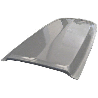 Mustang Hood Scoop Fiberglass GT350-Style Bond-On 1965-1966
