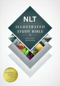NLT-Illustrated-Study-Bible-New-Living-Translation-Hardcover-by-Tyndale-Ho