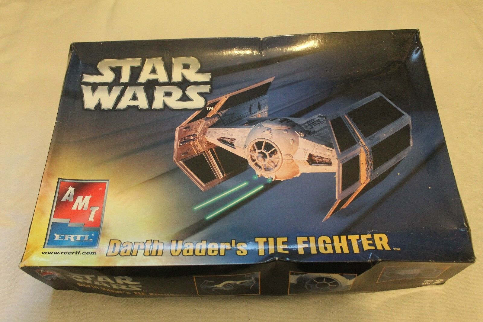 AMT ERTL - DARTH VADERS TIE FIGHTER