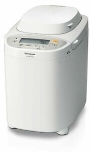 Panasonic Home Bakery SD-BMT2000 White 2Loaf Bread Machine ...