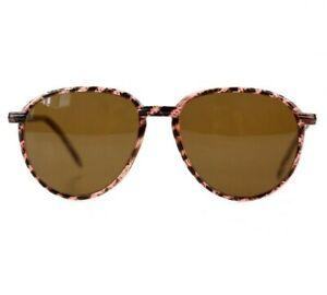 NOS 70s 80s French vintage sunglasses tortoise deadstock unisex DS OG France