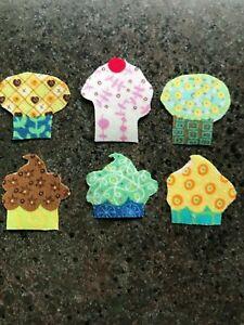 Dainty-Mini-Cupcake-6-Iron-On-Fabric-Appliques