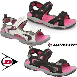 1f8b9928c06016 Image is loading Ladies-Womens-Summer-Sandals-Girls-Sports-Hiking-Walking-