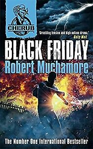 Black-Friday-Cherub-Muchamore-Robert-Used-Very-Good-Book