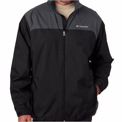 Columbia Sportswear Mens Size XL 2XL 3XL XXL XXXL WATER Resist Packable Jacket