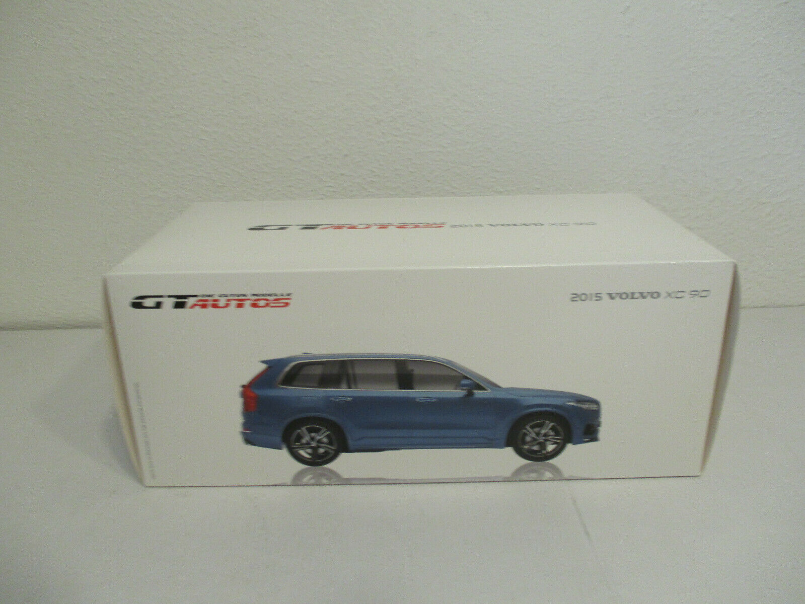 ( GOKR ) 1 18 GT Autos Volvo XC 90 NEU OVP