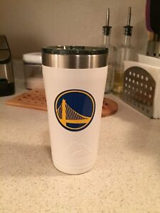 e05c27f0e4f Details about Golden State Warriors Travel Tumbler - 20oz Ultra [NEW] NBA  Cup Mug Coffee