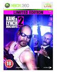 Kane & Lynch 2: Dog Days -- Limited Edition (Microsoft Xbox 360, 2010)