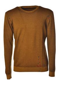 5461810c191248 Maglieria Giallo pullover Uomo Bob TIRxvqq
