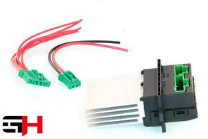 1-Blower-Regulator-Resistor-Fan-for-Citroen-Nissan-Peugeot-Renault-Cable