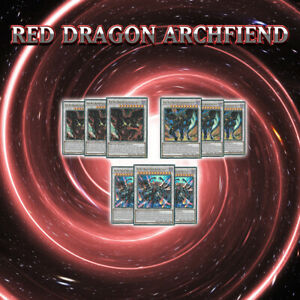 RED-DRAGON-ARCHFIEND-DECK-CORE-DUPO-Duel-Power-ABYSS-BANE-YuGiOh