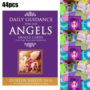 Angel-Tarot-Cards-Deck-Doreen-Virtue-amp-Radleigh-Valentine-Psychic-Oracle-44-Card