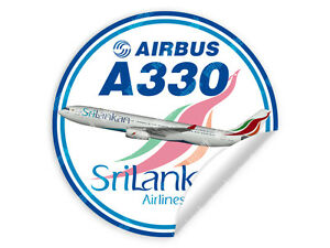 SRILANKAN-AIRLINES-ROUND-AIRBUS-A330-DECAL-STICKER
