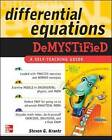 Differential Equations Demystified by S. Krantz (Paperback, 2004)