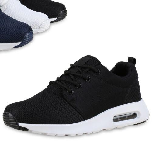 Damen Sportschuhe Laufschuhe Fitness Sneaker Turnschuhe Basic Runners 815071 Top