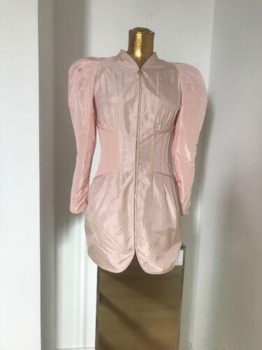 Ulyana Sergeenko beautiful Pink Dress Size 36