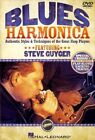 Blues Harmonica 0884088395087 With Steve Guyger DVD Region 1